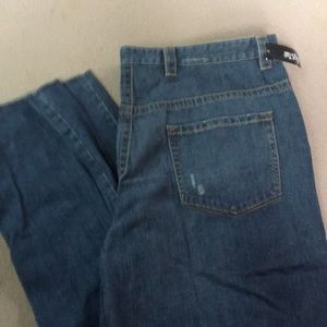 Nwt JF relaxed fit Jeans 46x41 straight leg